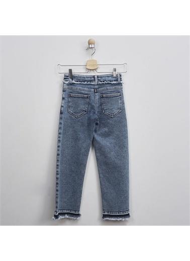 Panço Panço Pantolon Kız Çocuk Lacivert